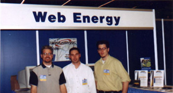 webenergy Montreal computer it managed services website design hosting