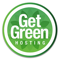 green website hosting